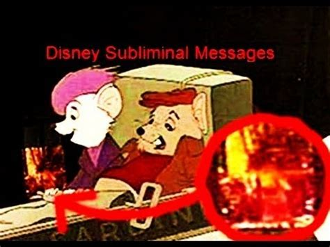 all disney subliminal messages